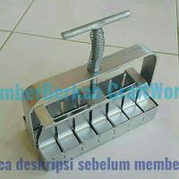 Alat Semai Seed Blocker Soil Block Soil Blok 21 Lubang