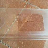 Tutup freezer kulkas Polytron PR 18 series scratch sedikit