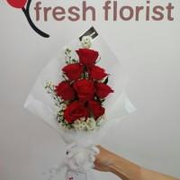 Buket Bunga - Kado - Buket Wisuda - Buket Bunga Fresh Buket Bunga