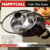 Pan Cake Series 7 Lubang Datar (Happy Call)