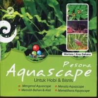 Harga buku ori pesona aquascape untuk hobi dan bisnis warisno kres | antitipu.com