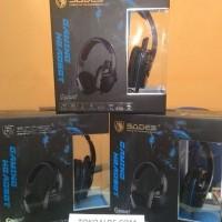 Headset Headphone Gaming SADES SA-708 G Power Diskon