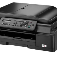 Printer brother MFC-J200 print scan copy fax ADF Diskon