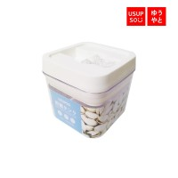 Usupso Square Seal Pot 500ml / Kotak Cemilan
