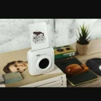 Paperang Printer Hp Instant + 3 Roll New