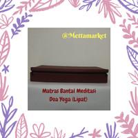 Harga matras bantal meditasi doa yoga lipat alas duduk cushion   HARGALOKA.COM