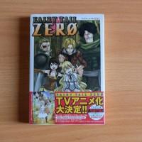 Komik Jepang Fairy Tail Zero / Import Manga