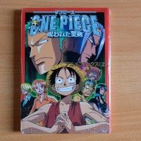 Komik Jepang One Piece Movie The Cursed Holy Sword / Import Manga