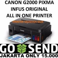 TURUN HARGA CANON G2000 PIXMA PRINTER INFUS ORIGINAL Limited