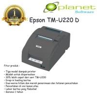 Printer Kasir Mini printer Epson TM-u220 D Garansi Resmi Epson Limited