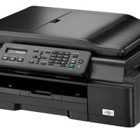 Printer brother MFC-J200 print scan copy fax ADF Limited