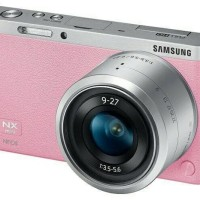 MURAH Samsung Camera Nx Mini Nx F1 Lensa 9-27Mm