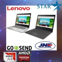TURUN HARGA LAPTOP GAMING LENOVO IDEAPAD 320 14AST AMD A4 9120 Limited