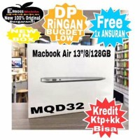 Macbook Air MQD32 New 2017 Original Apple kredit toko bisa Limited