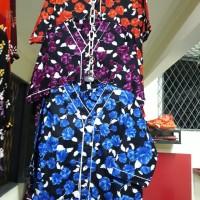 stelan piyama baju tidur batik bagan uk M