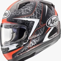 ARAI HELM QUANTUM J - STING RED FULL FACE SIZE M - L - XL