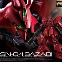 RG 1/144 Sazabi