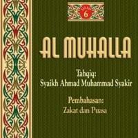 Buku Fikih Al Muhalla Ibnu Hazm Jilid 6