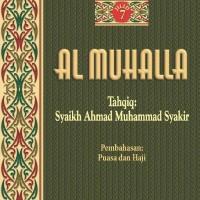 Buku Fikih Al Muhalla Ibnu Hazm Jilid 7