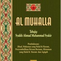 Buku Fikih Al Muhalla Ibnu Hazm Jilid 9