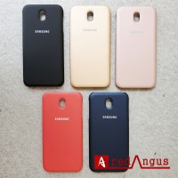 Silicone Cover Samsung Galaxy J730 J7Pro J7 Pro Original Soft Case