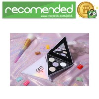 UCANBE Glitter Eye Shadow Palette Holographic - CD-02