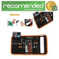 Jakemy Alat Reparasi Obeng Set Multifungsi with Portable Bag - JM-P13