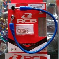 Brake Hose / Selang Rem Belakang RCB 480mm