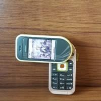 HP Handphone Nokia 7370 Fashion Unik Imei Tembus Bukan 7270 7070 Flip