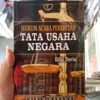 HUKUM ACARA PERADILAN TATA USAHA NEGARA - ORIGINAL