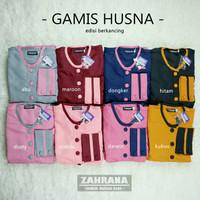 Gamis Dress Zahrana Husna Murah Muslim AIA1313