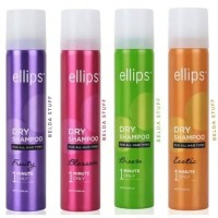 ELLIPS DRY SHAMPOO 200 ML