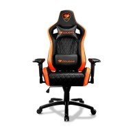 Kursi Gaming Cougar Armor Gaming - ARMOR S ORANGE