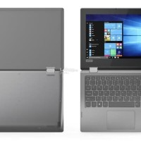 LENOVO YOGA 330 N4000 RAM 4GB/EMMC 128GB WIN10 ORIGINAL MINERAL GREY