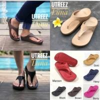 9f7f9cf2e747 Jual Sandal Wanita Utreez Luna   Crocs   Fitflop   Skechers   Nike Murah