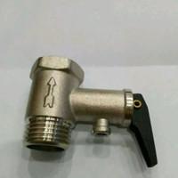 Harga safety valve water heater pemanas air untuk ariston modema | Hargalu.com