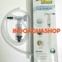 YANG Vacuum Gravel Cleaner / Siphon / Penyedot Air Aquarium /