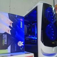 CPU / PC RAKITAN GAMING intel i7 860 | MSI GTX1050TI 4GB | RAM 8GB