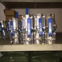 Harga kran air ball valve sankyo 3pc 1 1 2 inch kon drat   antitipu.com