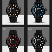 Jam Tangan Pria Casual SKMEI 9152 Original Anti Air 30M - Black