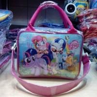 Hot - Tas Koper / Tas Renang / Travel Bag Anak Karakter Ukuran Sedang