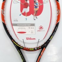 FLASH SALE ORIGINAL Raket Tenis Tennis Wilson Burn 100 ULS