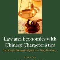 Law and Economics with Chinese Characteristics - Joseph E. Stiglitz