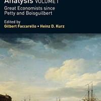 Handbook of the History of Economic Thought - Jürgen G. Backhaus