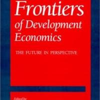 Frontiers of Development Economics: The Future in Perspective-Stiglitz