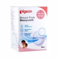 Pigeon Breastpads Breast Pads Breastpad Honeycomb 66 pcs 66pcs 66pc