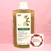 (Murah) Klorane Shampoo With Citrus Pulp 400ml Normal To Oily Hair