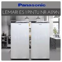 Panasonic NR-A179N Kulkas / Lemari Es 1 Pintu - KHUSUS JABODETABEK