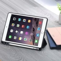 Totu design Leather New Ipad 6 2018 air pro 9.7 inch flip case cover