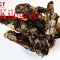 Sale Pisang Jari Kering Spesial ( KILOAN / CURAH )